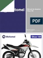 Manual Despiece Skua 150
