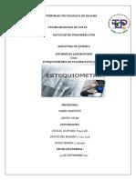 Lab Quimica Estequiometria de Una reaccion Quimica.docx