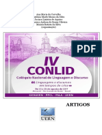 Anais Do Conlid 2017 - Final