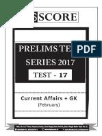 17. Current Affaris (Feb)