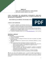05112013 Documentos Para Aprovaacao de Subdivisao, Unificaacao, Lotes Urbanizados