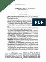 Acta Metallurgica Volume 24 Issue 5 1976 [Doi 10.1016%2F0001-6160%2876%2990068-7] R.W. Lund; W.D. Nix -- High Temperature Creep of Ni-20Cr-2ThO2 Single Crystals