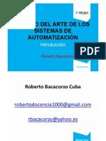 Estado Del Arte en Sistemas de Automatización 1