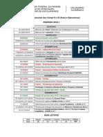 Acadêmico - 2018-1 - Campi II e III