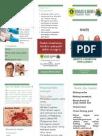 Leaflet Rhinitis Vasomotor