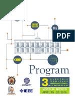 Evis Program 2018
