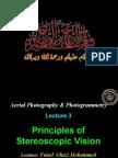 Lecture3-PrinciplesofStereoscopicVision