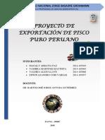 Plan de Exportación 2018