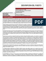 18 Descripcion de Puesto de Coordinador de Operaciones y m e 0302 Final Helvetas