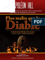 Plus Malin Que Le Diable - Napoleon Hill