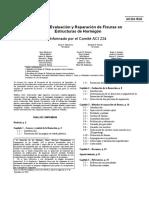 ACI 224 Causas evaluacion y reparacion de fisuras en estructuras de hormigón.pdf