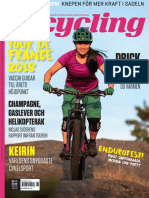 Bicycling nr 6 2018
