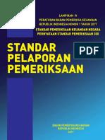 Standard Pelaporan BPK