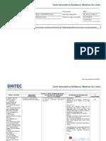 Carta Descriptiva Derecho Del Trabajo 18-3 (20180517)