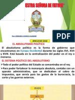 El Abosolutismo Político (1)