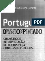 Português Descomplicado - Edição 2012 - Flavia Rita parte 01.pdf