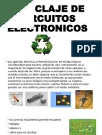 Reciclaje de Circuitos Electronicos