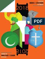 2018 Libro Digital Moros y Cristianos Torrent