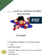 Presentación  PPT Psicopatología infantil