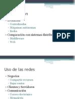 Introducción Redes Informaticas
