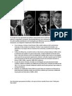 En La Actualidad La Corrupción