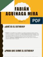 Fabián Aguinaga Mira