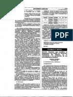 Decreto Supremo Nº 021-2011-EM(2)
