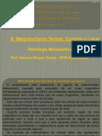 Metamorfismo de Contato