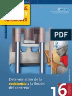 ¿Cómo se determina la resistencia a flexión en el concreto.pdf