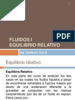 503 Fluidos 1-CL04 Equilibrio Relativo