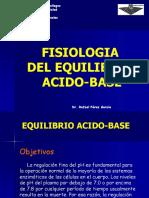 Fisiologia Del Equilibrio Acido-base-clase1