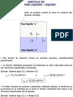 INTERFASE-LIQUIDO-LIQUIDO - universidad nacional de ingenieria