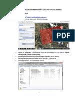 Delimitacion de Cuenca Hidrografica y Calculo de Parametros