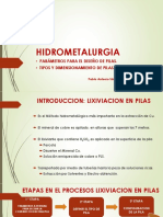 HIDROMETALURGIA pablo silva gonzalez.pptx