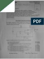 Examen de Electricidad