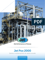 Cartilla Jet Pox 2000