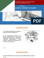 Diseño de Instalaciones Pesqueras Unidad i