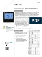 GF 9950 Manual
