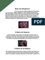 Bailes Nicaraguenses