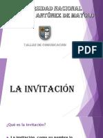 LA INVITACIÒN.pptx