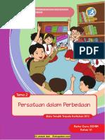 Buku Guru Kelas 6 Tema 2 Revisi 2018