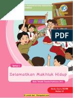 Buku Guru Kelas 6 Tema 1 Revisi 2018