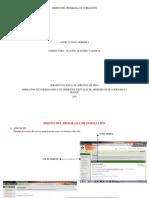 Diseño Del Programa de Formación