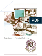 VHDL - Práctica 1 (Tutorial Software)