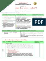 sesion de comunicacion de  produccion EL USO DEL PUNTO.docx