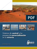Control Comercializacion Minera