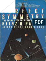 Perfect Symmetry - The Search for the Beginning of Time - H. Pagels