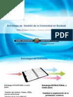 Estrategia de Gestión de la Cronicidad en Euskadi