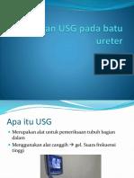 Peran USG pada batu ureter.pptx