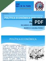 Política Económica Peruana